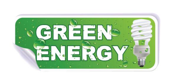 Awesome Color Vector Design: Vector Design Environmental Sticker 2009 06 27 1012