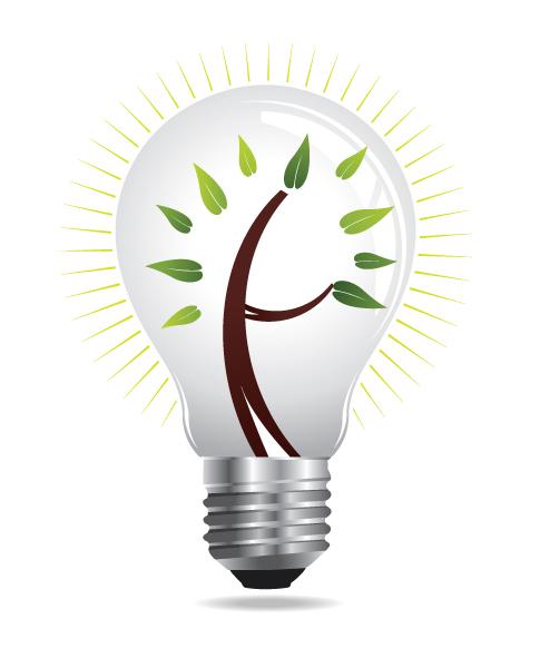 Vector, Glass, Imagination, Supply, Bulb Vector Background Vector Environmental Light Bulb 5