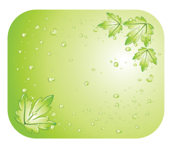 Buy Background Eps Vector: Abstract Background With Floral 2009 10 22 8