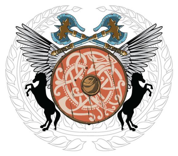 Vintage Emblem 1