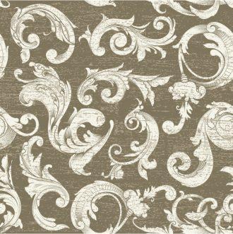 Vintage Damask Background Vector Illustration Vector Illustrations old