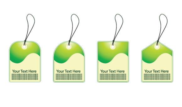 Smashing Illustration Vector Graphic: Eco Shopping Tags Vector Graphic Illustration 2010 05 26 1043