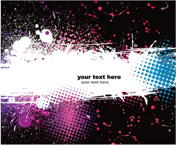 Vector Vector Artwork Vector Grunge Background With Space For Text 2010 06 18 10106