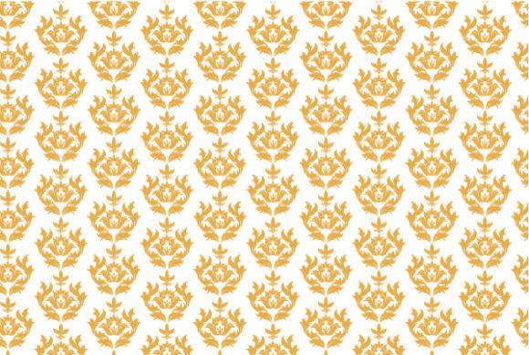 Web, Banner, Damask, Banner Vector Artwork Damask Web Banner Vector Illustration 1