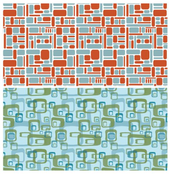 Insane Retro Vector Image: Retro Web Banner Vector Image Illustration 2010 06 2 1021