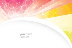 Abstract Background With Rays Vector Vector Illustrations vector