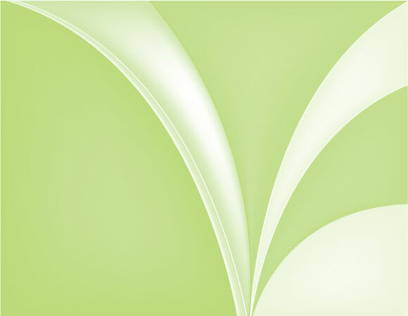 Trendy Vector Vector Image: Green Abstract Background Vector Image Illustration 2010 07 19 10177