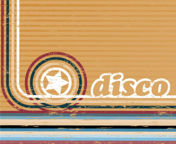 Vector Vector Graphic Retro Grunge Background Vector Illustration 2010 07 19 10205