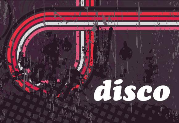 Illustration Vector Illustration: Retro Grunge Background Vector Illustration Illustration 2010 07 19 10213