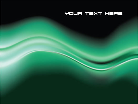 Striking Vector Vector Graphic: Vector Graphic Abstract Background With Waves 5