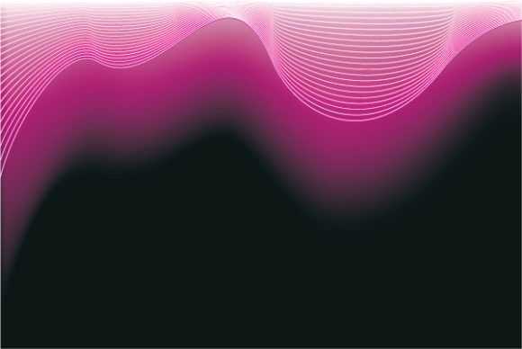 Background, Color, Vector, Waves Vector Background Vector Abstract Background With Waves 2010 07 19 10306