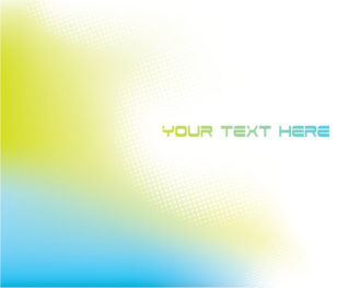 Vector Abstract Background With Halftone Vector Illustrations vector