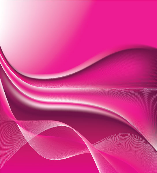 With, Shape, Vector, Abstract Vector Illustration Vector Abstract Background With Waves 2010 07 19 10318