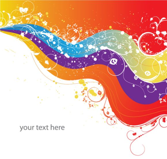 Creative Eps Vector Abstract Background 2010 08 4 104