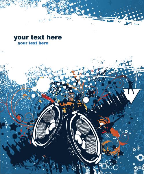 Amazing Poster Vector Artwork: Concert Poster 1