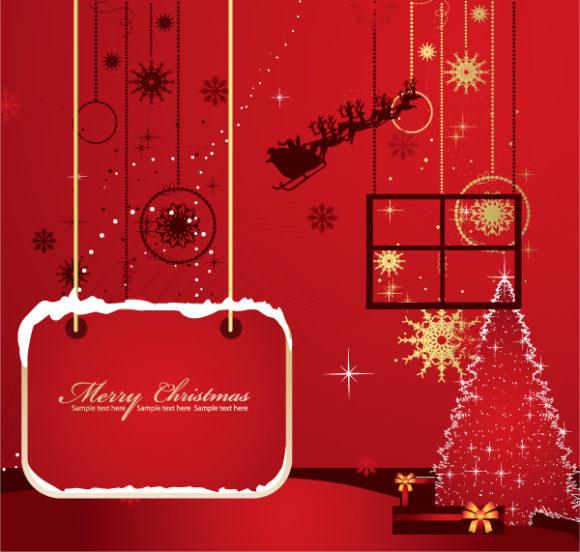 Christmas Greeting Card 2010 08 6 109