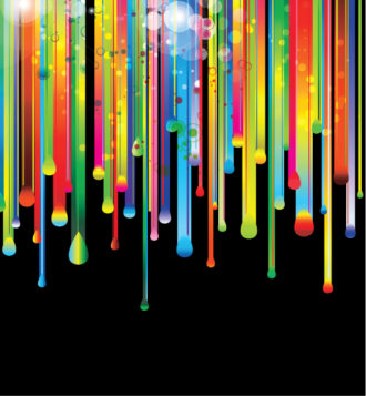 Colorful Abstract Background Vector Illustration Vector Illustrations vector
