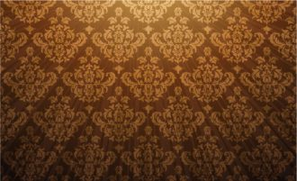 Vector Damask Wallpaper With Rays Vector Illustrations old