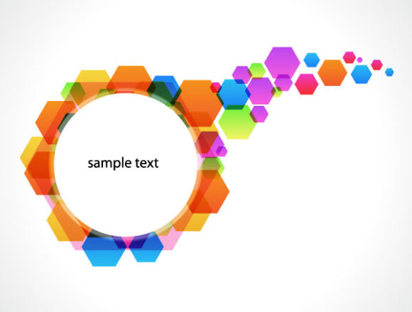 Abstract Colorful Background Vector Illustration 2011 02 24 r 6