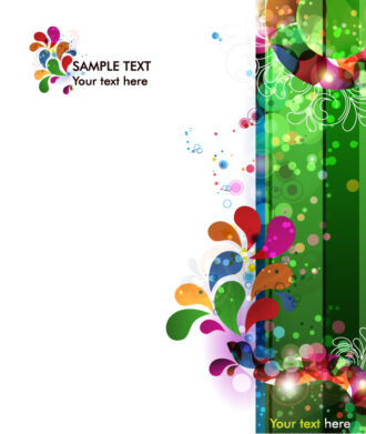 Abstract Colorful Background Vector Illustration Vector Illustrations vector