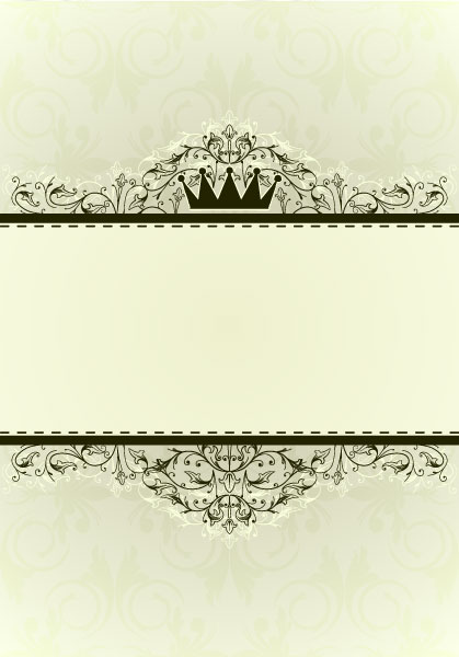 Vintage Background Vector Illustration 2011 02 29 w 18