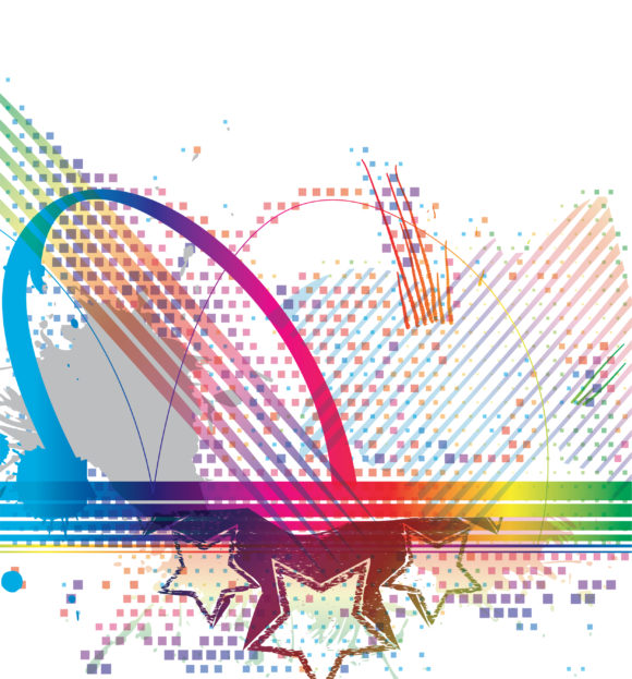 Music, Colorful Vector Art Vector Colorful Music Background 2011 03 13 ha 13