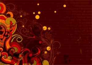 Abstract Grunge Background Vector Illustration Vector Illustrations old