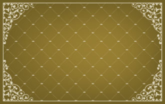 Vector Vintage Background With Rought Iron Corners Vector Illustrations old