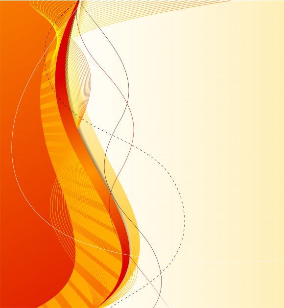 Striking Vector Vector Design: Vector Design Abstract Background With Waves 1