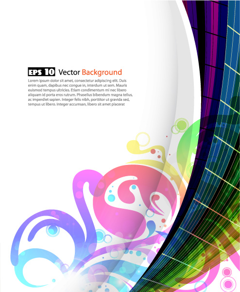 Abstract Vector Illustration Abstract Background Vector Illustration 1
