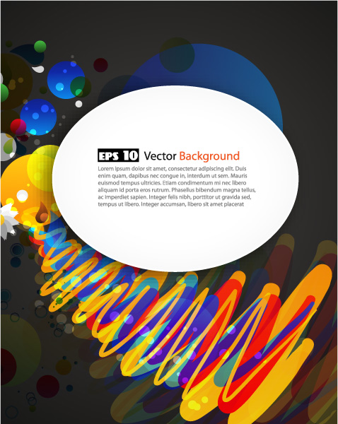 Effect Vector: Abstract Frame Vector Illustration 1