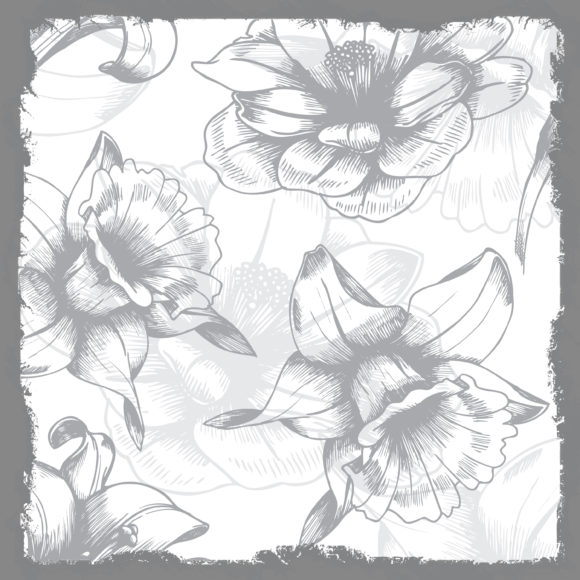 Awesome, Vector, Decoration-2 Vector Background Awesome Grunge Floral Background Vector Graphic 22 12 2010 55