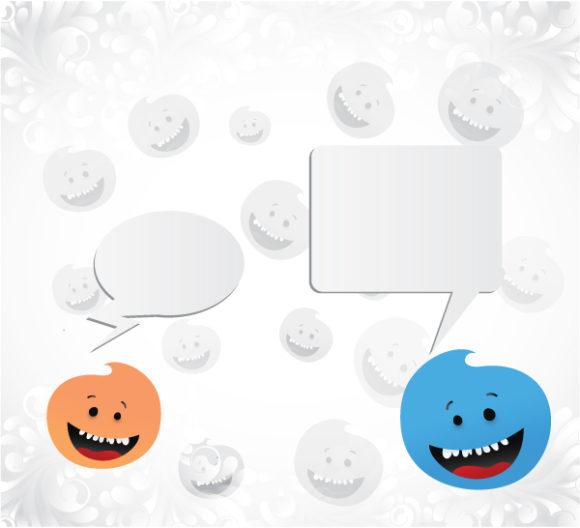 Cute Monsters Vector Illustration Vector Illustrations vector