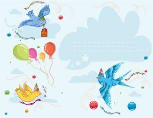 Birthday Party Vector Illustration Vector Illustrations vector