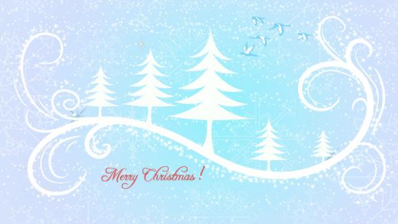 Greeting Vector Vector Christmas Greeting Card 5