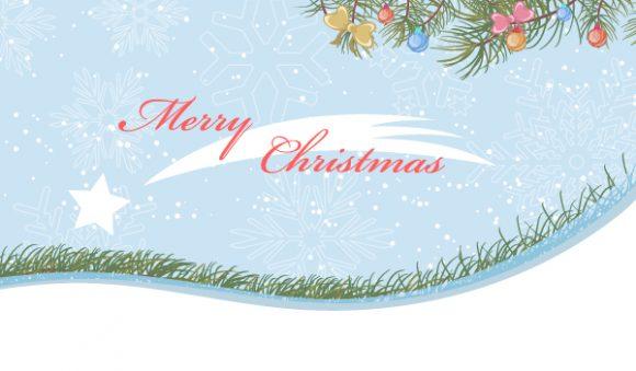 Greeting Vector Image: Vector Image Christmas Greeting Card 4 10 2011 107