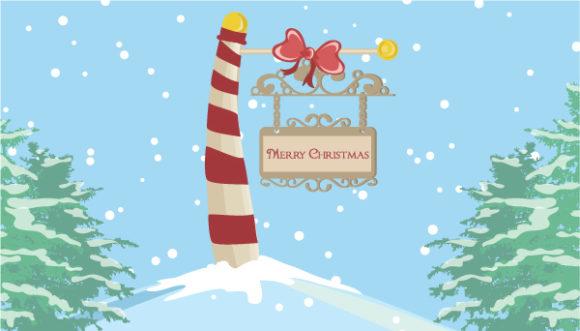 Card, Greeting, Creative Vector Artwork Vector Christmas Greeting Card 5