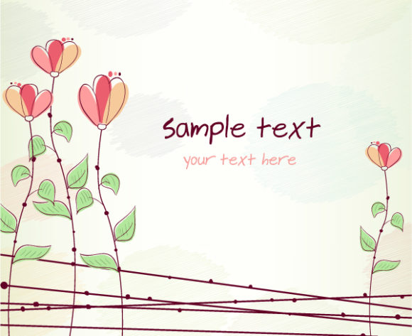 Abstract, Creative Vector Background Vector Abstract Floral Background 5 9 2011 107