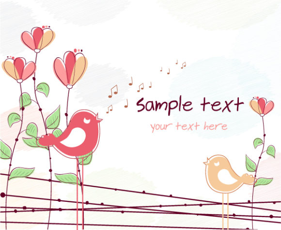 Background, Creative Vector Background Vector Abstract Floral Background 5 9 2011 115