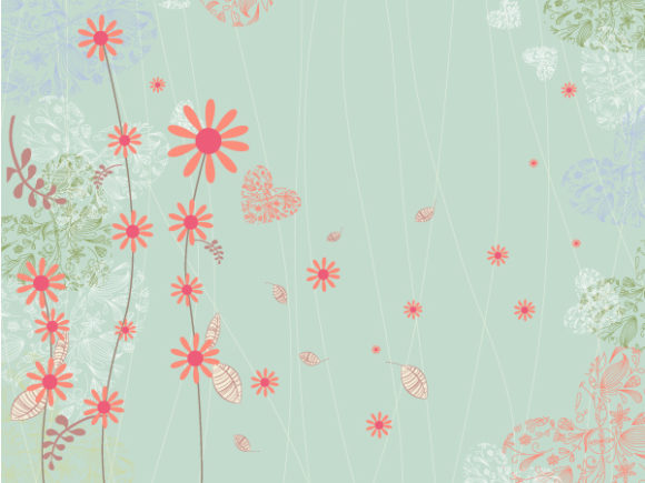 Vector, Design-2 Vector Background Abstract Background Vector Illustration 5