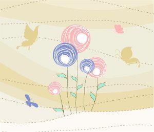 Abstract Butterflies Vector Illustration Vector Illustrations vector