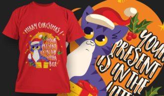 T-Shirt Design 1376 T-shirt Designs and Templates vector
