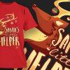 T-Shirt Design 1378 designious tshirt design 1377