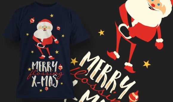 T-Shirt Design 1379 T-shirt Designs and Templates vector