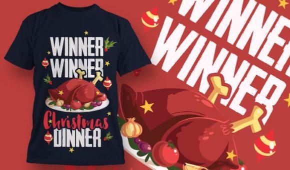 T-Shirt Design 1380 5