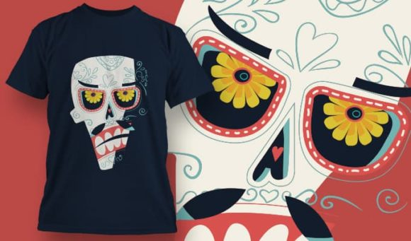 T-Shirt Design 1388 5