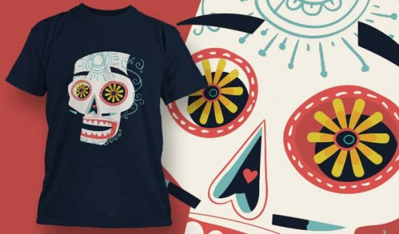 T-Shirt Design 1389 5