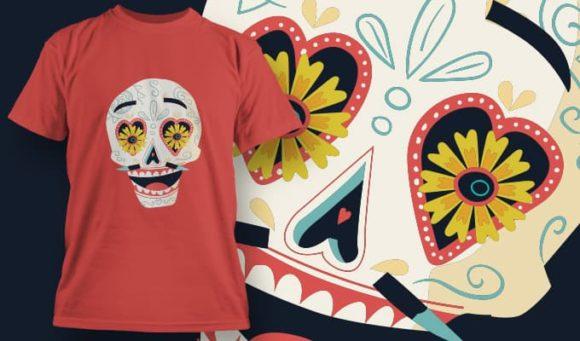 T-Shirt Design 1390 designious tshirt design 1390
