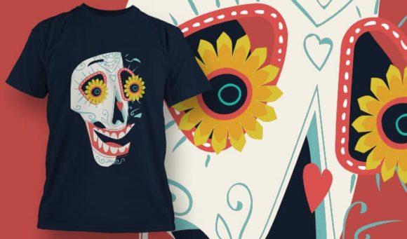 T-Shirt Design 1391 designious tshirt design 1391
