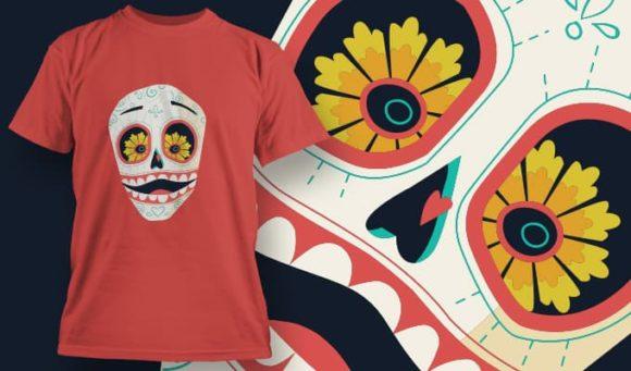 T-Shirt Design 1392 5